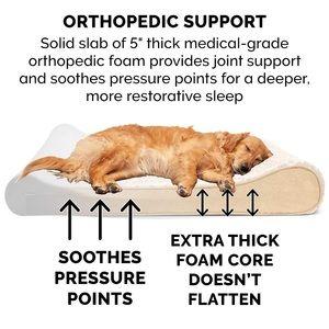ORTHOPEDIC✴️Ultra Plush Luxurious Dog Bed Mattress
